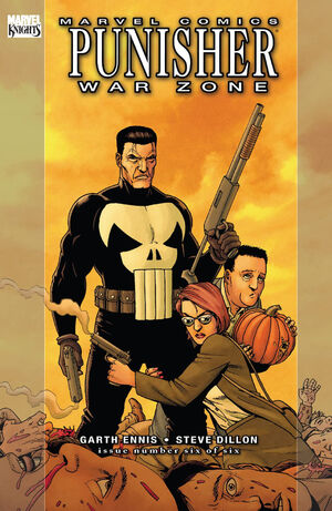 Punisher War Zone Vol 2 6