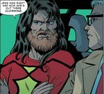 Roger Gocking (Earth-616) and Benjamin Urich (Earth-616) from Spider-Woman Vol 5 6 001