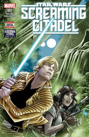 Star Wars The Screaming Citadel Vol 1 1