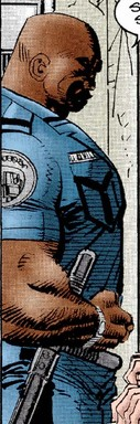 Stevie (Prison Guard) (Earth-616) from Spider-Man The Lost Years Vol 1 1 0001