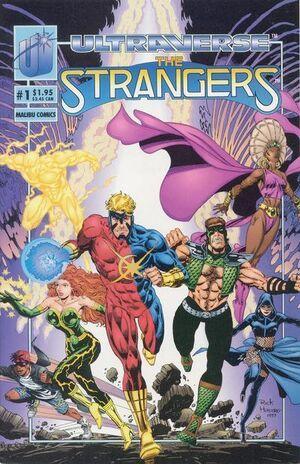 Strangers Vol 1 1