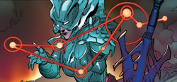 Summoner (Inhuman Centaurian) (Earth-616) from Monsters Unleashed Vol 2 3 001