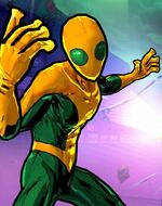 Thomas Mchover (Earth-TRN461) from Spider-Man Unlimited 003