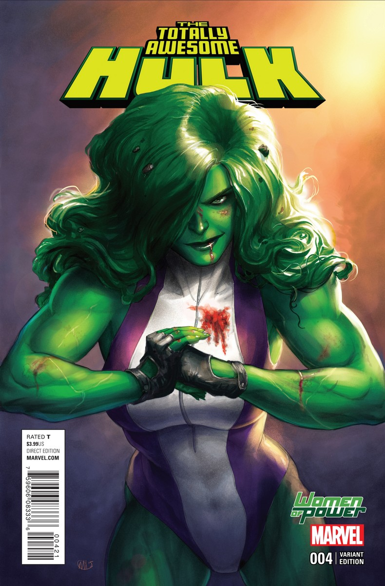 Image totally awesome hulk vol 1 4 women of power variantg totally awesome hulk vol 1 4 women of power variantg publicscrutiny Gallery