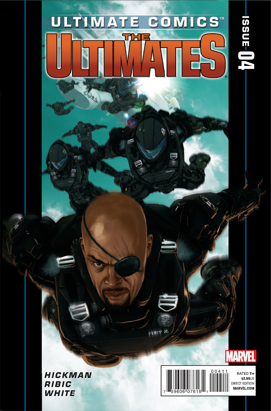 ultimate comics ultimates 15