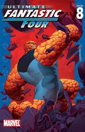 Ultimate Fantastic Four Vol 1 8