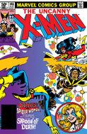 Uncanny X-Men Vol 1 148