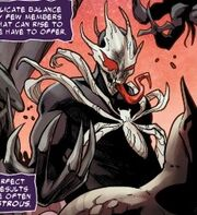 Venom 2099 look-alike from Guardians of the Galaxy Vol 3 23
