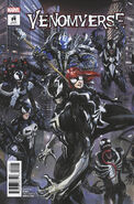 Venomverse Vol 1 4 Crain Connecting Variant