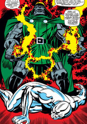 Victor von Doom (Earth-616) from Fantastic Four Vol 1 57 0001