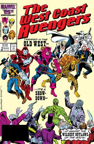 West Coast Avengers Vol 2 18