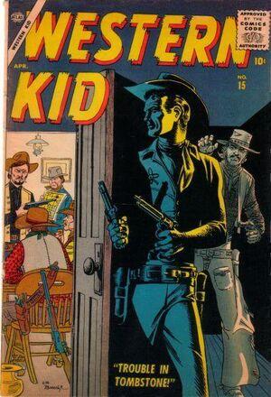 Western Kid Vol 1 15