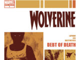 Wolverine: Debt of Death Vol 1 1