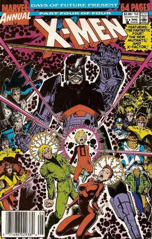 X-Men Annual Vol 1 14