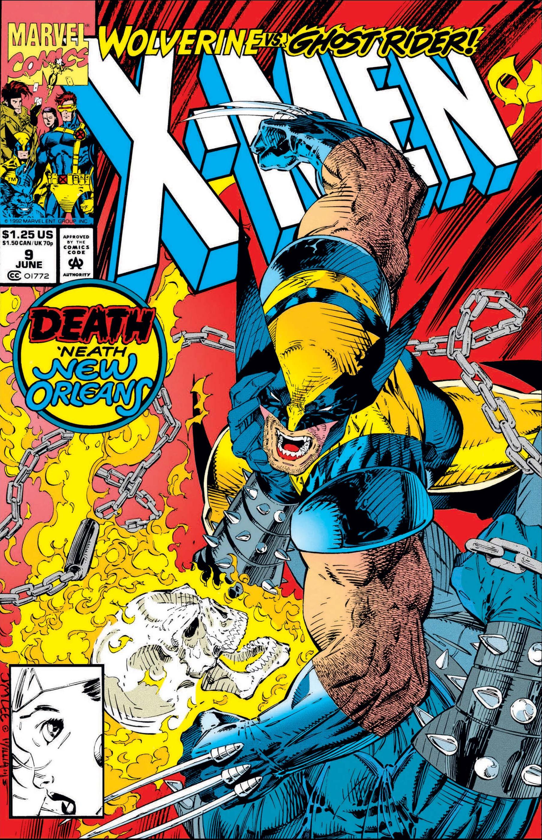 X Men 2 Comic X-Men Vol 2 9 | Marvel...