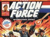 Action Force Vol 1