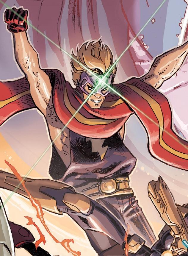 Marvel Adam Warlock