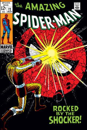 Amazing Spider-Man Vol 1 72