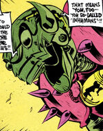 Annihilus (Earth-Unknown) from Strange Tales Vol 5 1 0001