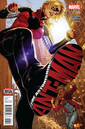Astonishing Ant-Man Vol 1 6
