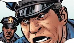 Austin Police Department (Earth-616) from Totally Awesome Hulk Vol 1 13 001