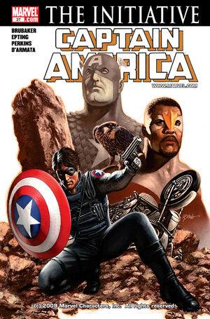 Captain America Vol 5 27