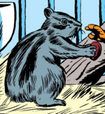 Charlie (Guinea Pig) (Earth-616) from Fantastic Four Vol 1 16 001