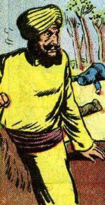Colonel Faroun (Earth-616) from Man Comics Vol 1 26 0001