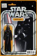 Darth Vader Vol 1 1 Action Figure A Variant