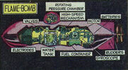 Doctor Nichi's Blue Flame Torpedo from Marvel Mystery Comics Vol 1 62 0001