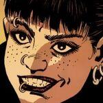 Donna Garth in Man-Thing Vol 4 2