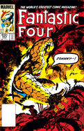 Fantastic Four Vol 1 263