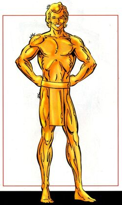 Gilpetperdon (Earth-616) from Official Handbook of the Marvel Universe A-Z Update Vol 1 1 0001
