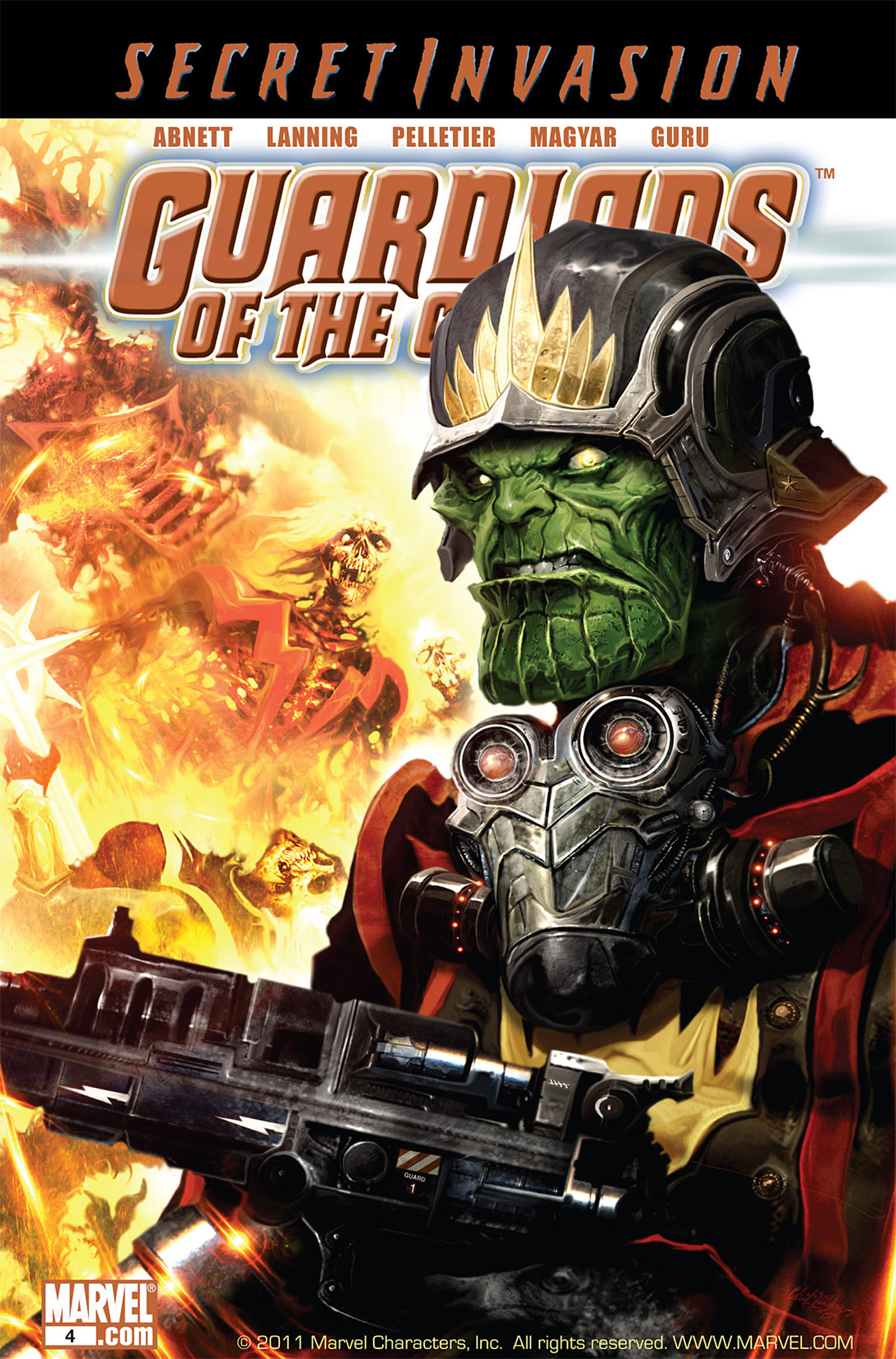 Guardians of the Galaxy Vol 2 4