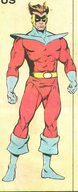 Harlan Vargas (Earth-616) from Official Handbook of the Marvel Universe Vol 2 20 001