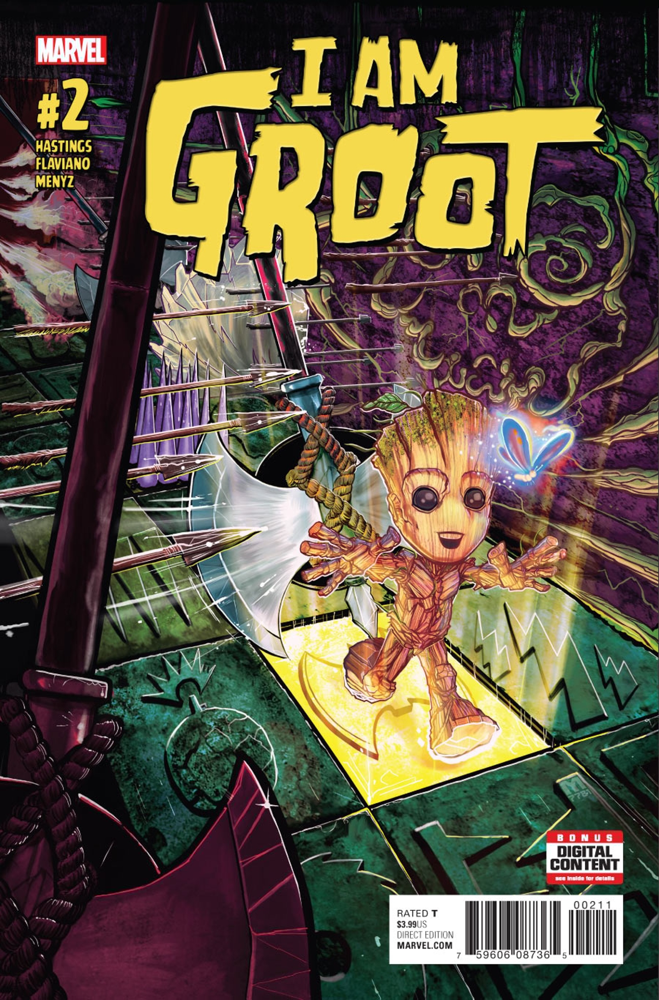 I Am Groot Vol 1 2 Marvel Database Fandom Powered By Wikia