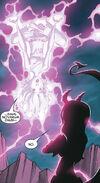 Illyana Rasputina (Earth-616) and Megan Gwynn (Earth-616) from New X-Men Vol 2 41 0001