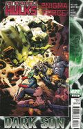 Incredible Hulks Enigma Force Vol 1 3