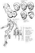 Iron Man Armor Model 51 concept art 002