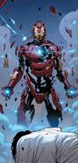 Iron Man Armor Model 51 from Invincible Iron Man Vol 3 3 001