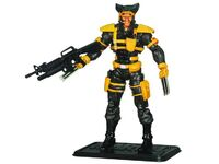 James Howlett (Earth-616) from Marvel Universe (Toys) Series 2 Wave X 0001