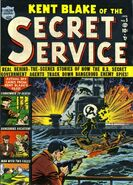 Kent Blake of the Secret Service Vol 1 5