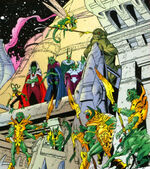 Kosmosians from Official Handbook of the Marvel Universe A-Z Update Vol 1 5 001