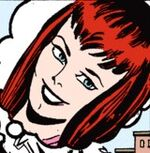 Lydia Connors (Earth-77013) from Spider-Man Newspaper Strips Vol 1 2002 0001