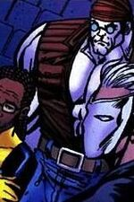 Marshall Stone III (Earth-5700) from Weapon X Days of Future Now Vol 1 4 0001