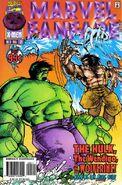Marvel Fanfare Vol 2 2
