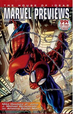 Marvel Previews Vol 1 8