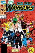 New Warriors Vol 1 1