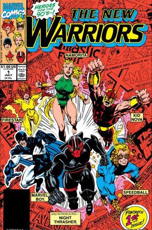 New Warriors Vol 1 1