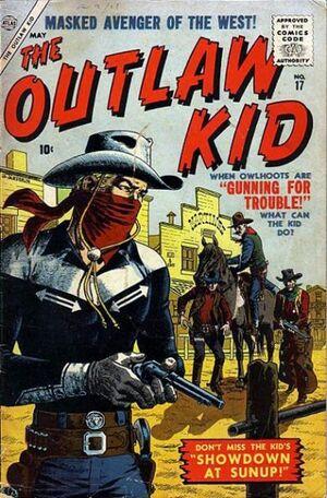 Outlaw Kid Vol 1 17